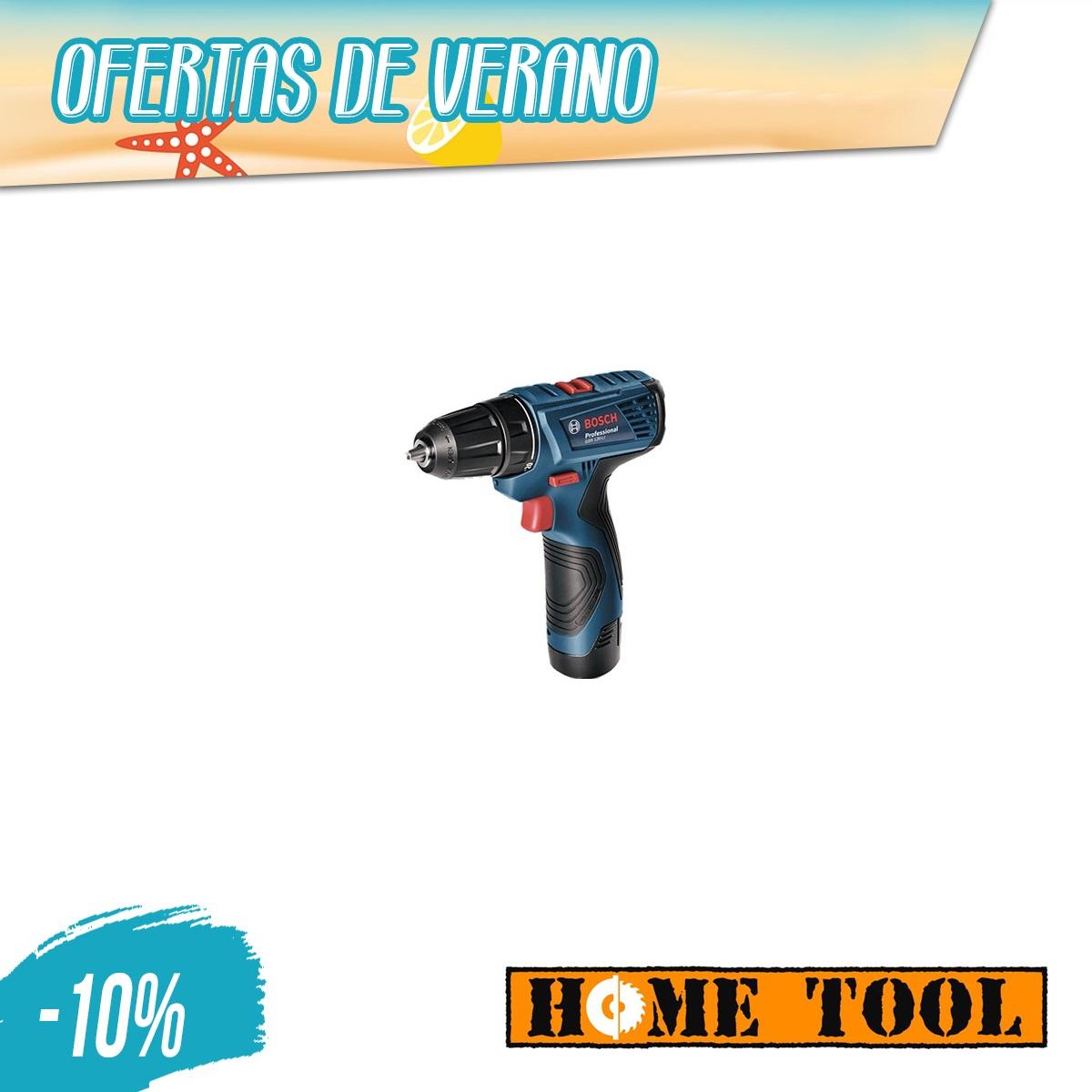 TALADRO ATORNILLADOR GSR 120-LI
