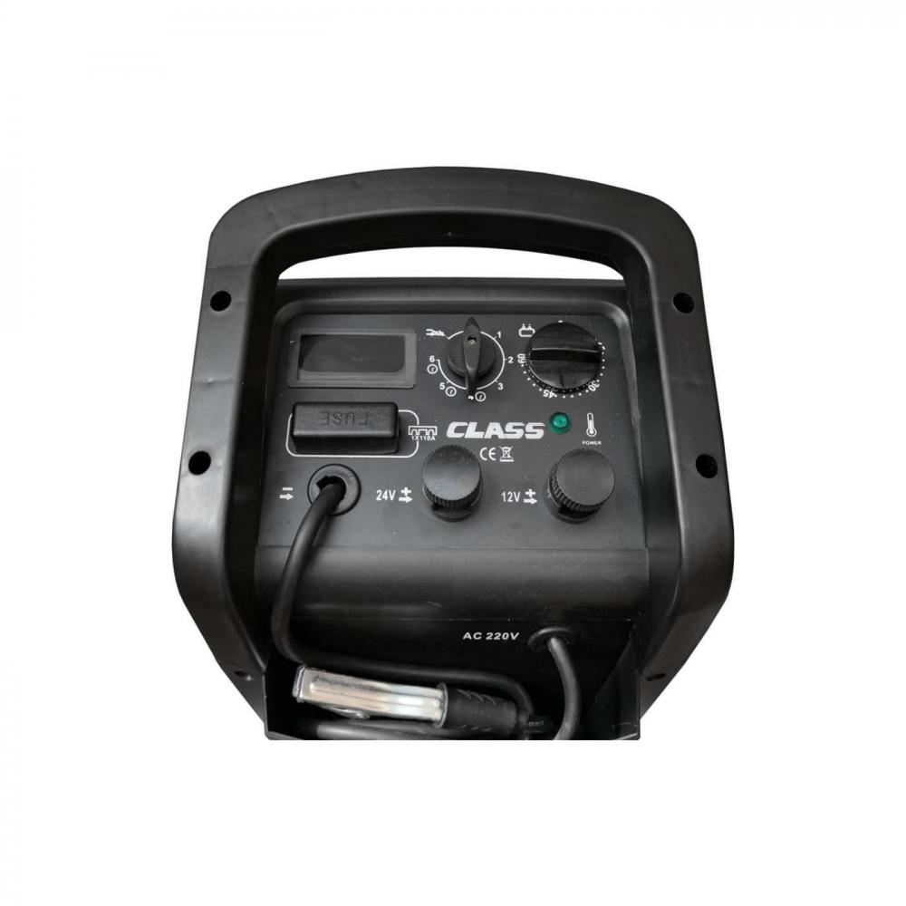 Cargador De Bateria Class-600