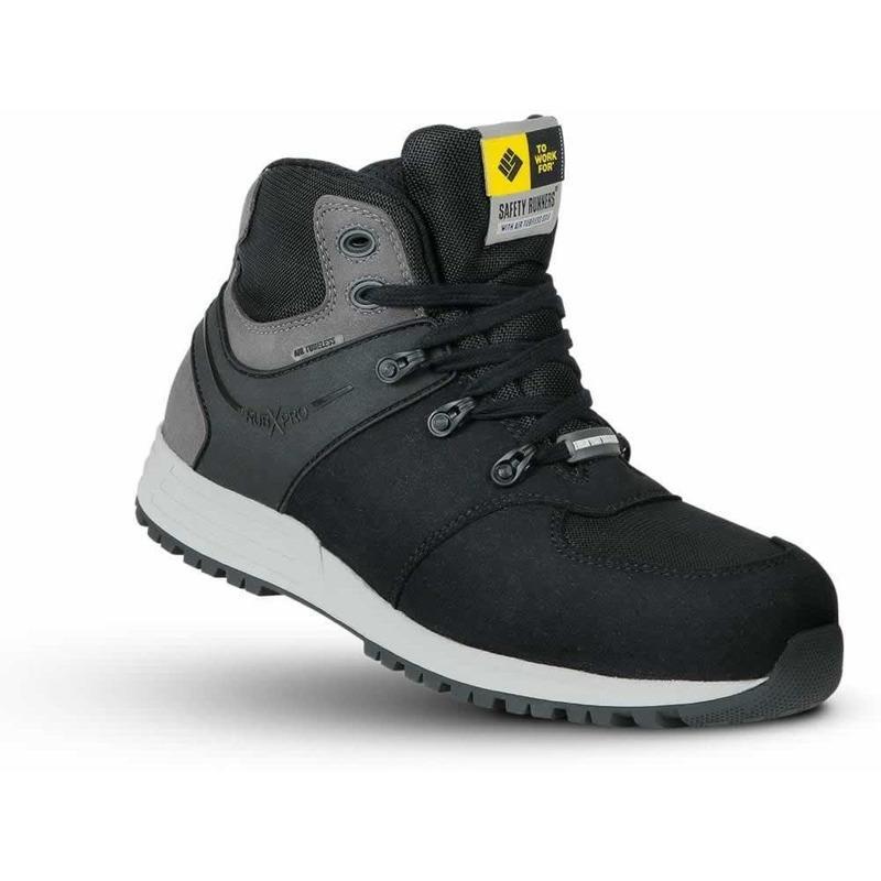 Zapatos De Seguridad To Work For Power
